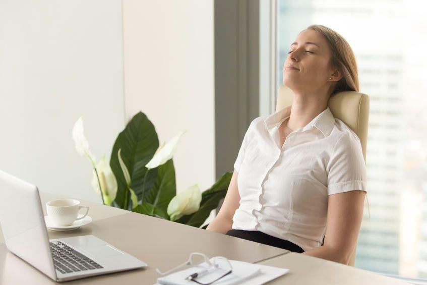 ¿Paz y tranquilidad?, están en esta atención consciente a la respiración